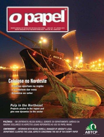 Os investimentos em 2010 - Revista O Papel
