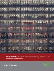 case study | The New York Times Building, New ... - TechDecisions