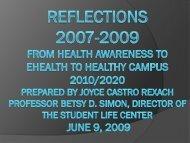 SLC Reflections - Coppin State University