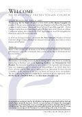 BulletiN tHe - Peachtree Presbyterian Church - Page 2