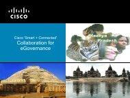 Cisco - eGovReach