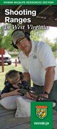 Shooting Ranges - West Virginia Department of Commerce
