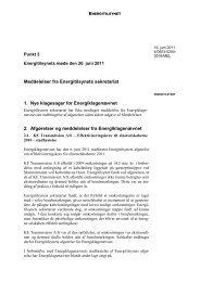 Meddelelser nr. 124 - Energitilsynet