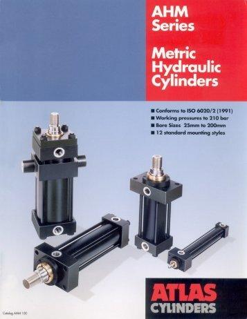 Metric AHM Series - Norman Equipment Co.