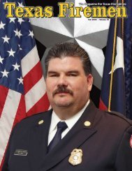Fall 2008 | Volume 43 - State Firemen's & Fire Marshals'