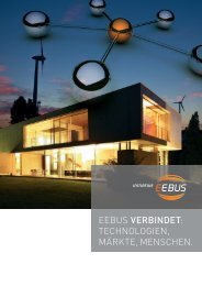 Imagebroschüre - EEBus Initiative eV