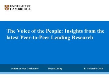 Bryan-Zhang-Insights-from-the-latest-Peer-to-Peer-Lending-Research