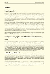Notes - Raiffeisen Bank International AG
