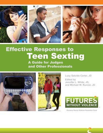 Effective Responses to Teen Sexting