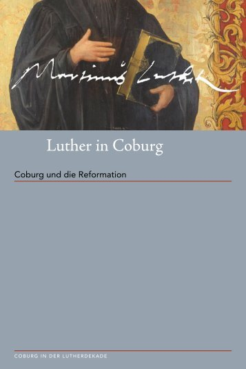 Luther in Coburg - Landesbibliothek Coburg