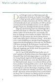 Luther in Coburg - Landesbibliothek Coburg - Seite 6