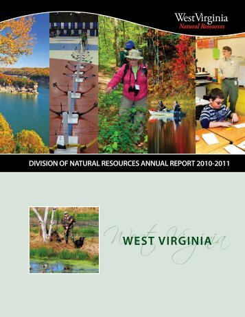 DIVISION OF NATURAL RESOURCES ANNUAL REPORT 2010-2011