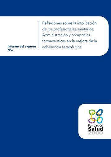 Reflexiones sobre la implicación de los profesionales sanitarios ...