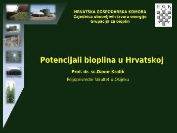 Potencijali bioplina u Hrvatskoj - Obnovljivi.com