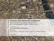 South Norwalk Railroad Station Neighborhood - Sustainable NYCT