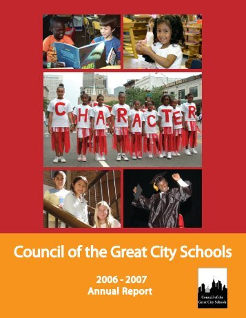 2006-2007 - Council of the Great City Schools