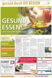 Spreewald - Wochenkurier