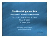 The New Mitigation Rule