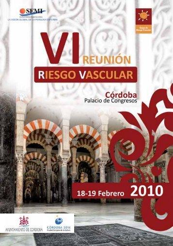 VI Reunión RV - Sociedad Española de Medicina Interna
