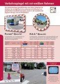 Spezifische Industrie- und Logistikspiegel - Spiegel zur Sicherheit ... - Seite 6