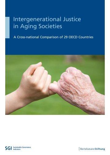 Intergenerational Justice in Aging Societies