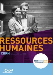 Yourcegid Ressources humaines - extremIT