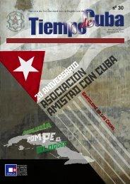 ASOCIACIÓN AMISTAD CON CUBA - Revista Tiempo de Cuba