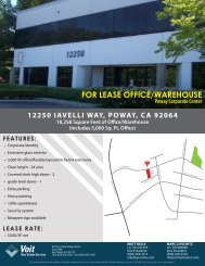 FOR LEASE OFFICE/WAREHOUSE