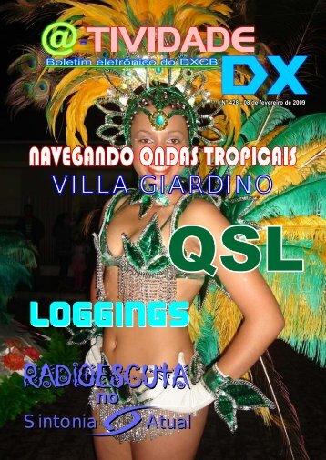 VILLA GIARDINO - Radio DX