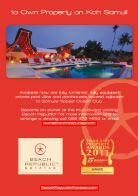 Samui Phangan Real Estate Magazine December-January-2013 - Page 3