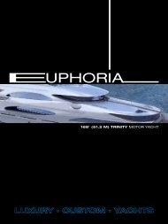EUPHORIA - Trinity Yachts