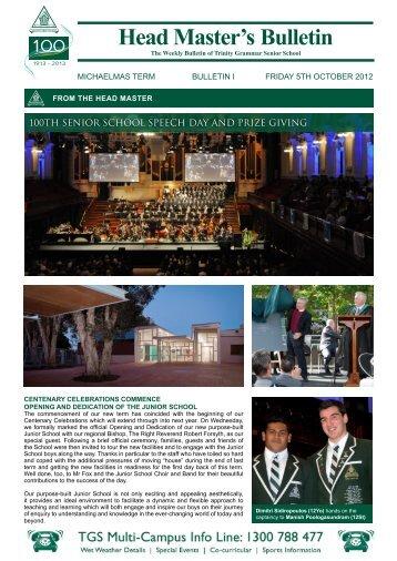 Download - Trinity Grammar School