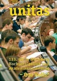 UNITAS-Ausgabe 3/2010
