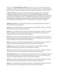 09/12/2011 – DAVIS-MONTHAN AFB, Ariz. -- Editor's note: Each ...