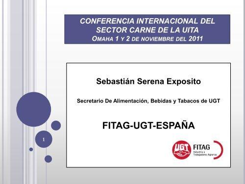 CAMPODRIO FOOD GROUP, SA España - IUF