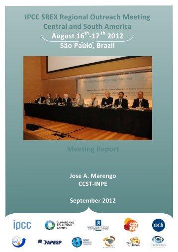 Meeting Report - CDKN Global
