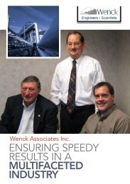 Ensuring spEEdy rEsults in a MULTIFACETED INDUSTRY