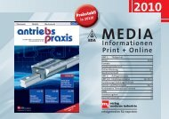 Informationen Print + Online - konstruktion.de