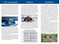 Läs mer... - Institutionen för naturgeografi och ekosystemvetenskap ...