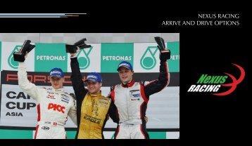 Arrive and Drive by Nexus Racing - Aston Martin