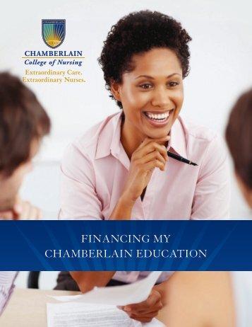 MY eduCatiON - Chamberlain