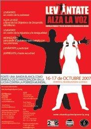 Folleto en español sobre la campaña (formato .pdf) - CINU