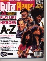 guitar player magazine - Sir Richard Bishop