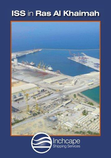 Ras Al Khaimah - Inchcape Shipping Services