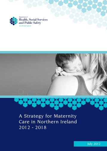 Maternity Strategy - Department of Health, Social Services and ...