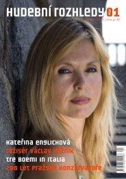 Nevím, proč by popularita neměla patřit do vážné hudby - Kateřina ...