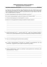 Übungsfragen zur Vorbereitung auf den 4. Test - Institut für ...