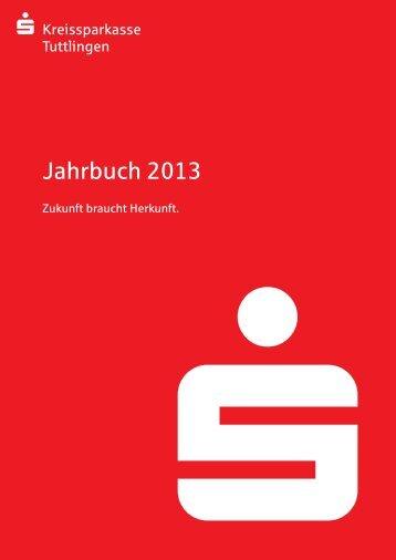 Jahrbuch 2012 - Kreissparkasse Tuttlingen