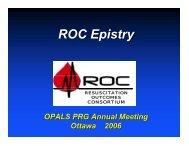 ROC Epistry