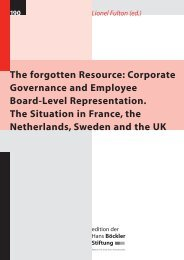 Corporate Governance and Employee Board-Level Representation ...